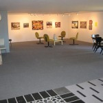 Gallery Space | Local Hooked Mat Exhibition – 2006