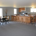 Full Tilt Kitchen | Communal kitchen and dining area